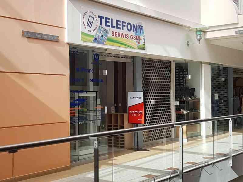 Serwis GSM Mokotów